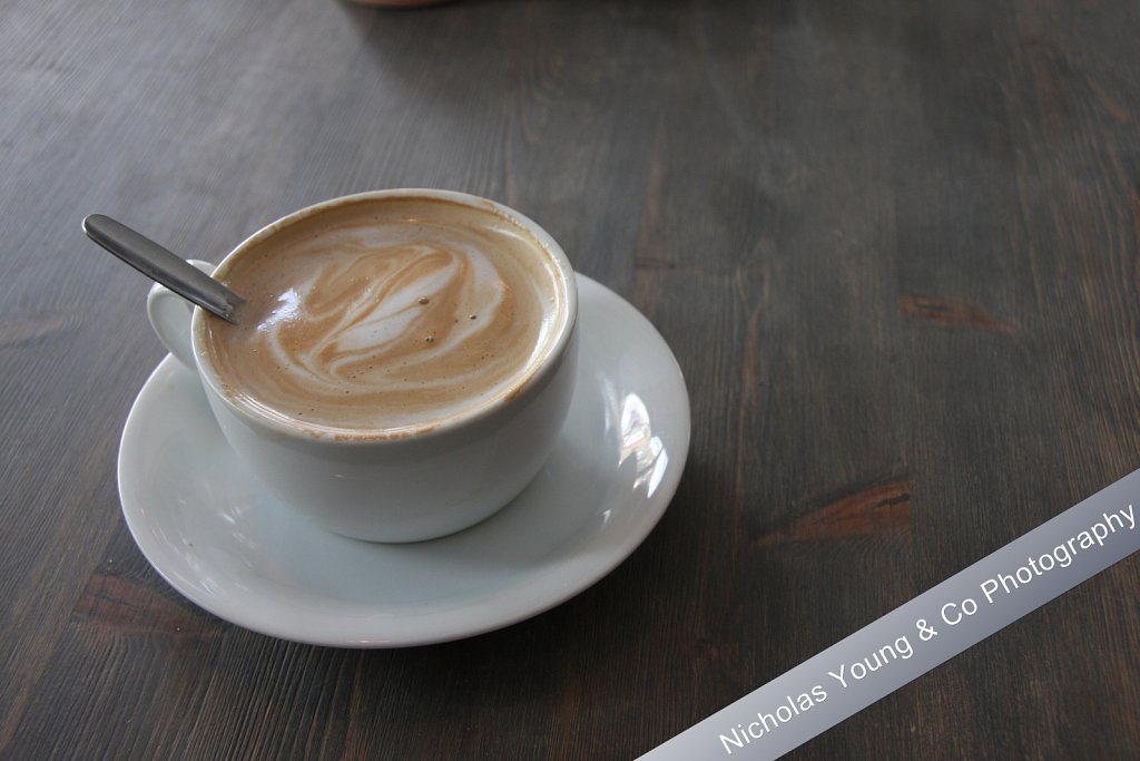 Food and drink photography - coffee